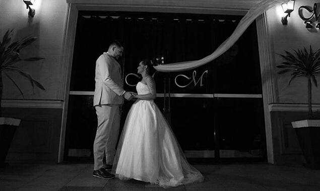 Marion - Casamento - Victoria e Pedro
